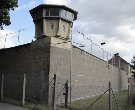 Prison Security System